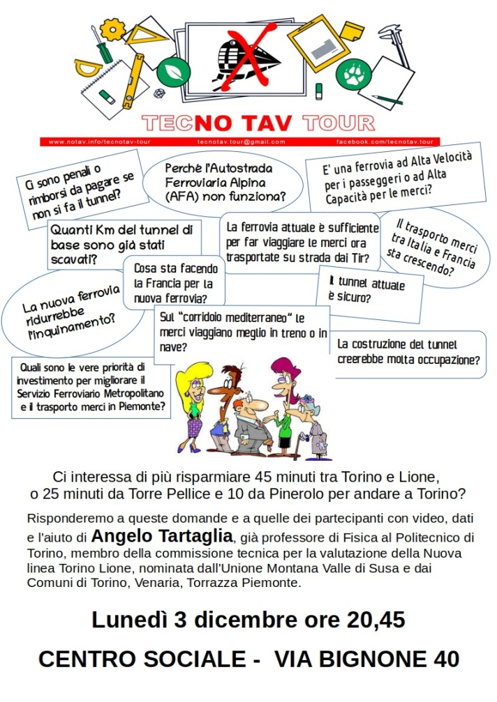 TECNO TAV TOUR