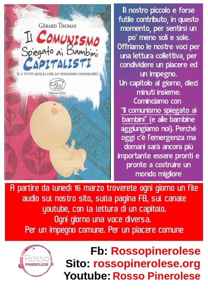 Comunismo Spiegato ai Bambini Capitalisti